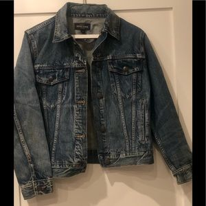 JCrew Fitted Jean Jacket